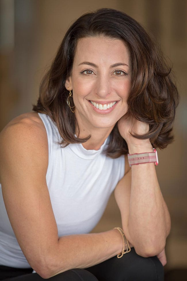 Hannah Whitlock - owner and Pilates instructor at Reformed Atlanta