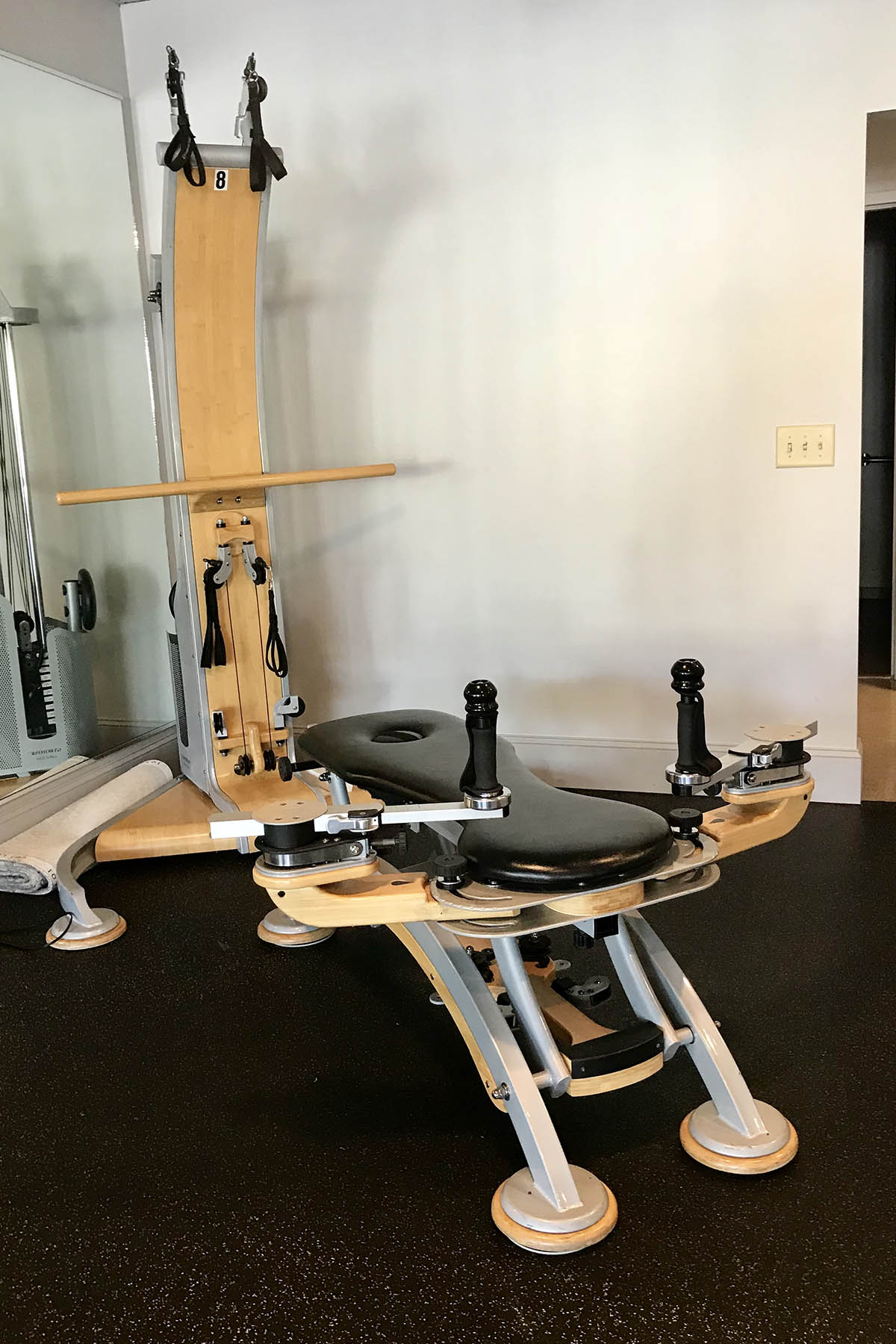 GYROTONIC® Pulley Tower Combination Unit at Reformed Atlanta Studio